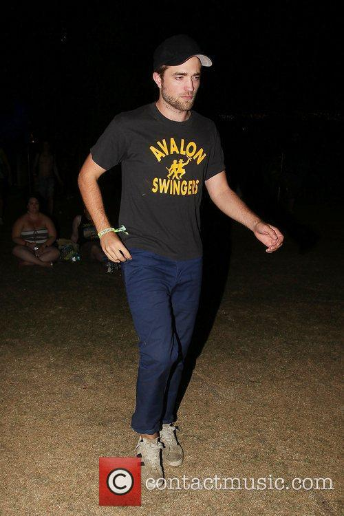 Robert Pattinson and Coachella 1
