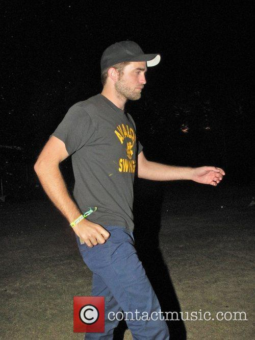 Robert Pattinson and Coachella 12