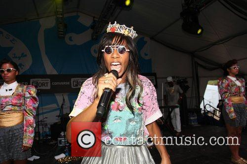 Santigold and Sxsw 2