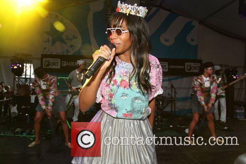 Santigold and Sxsw 1