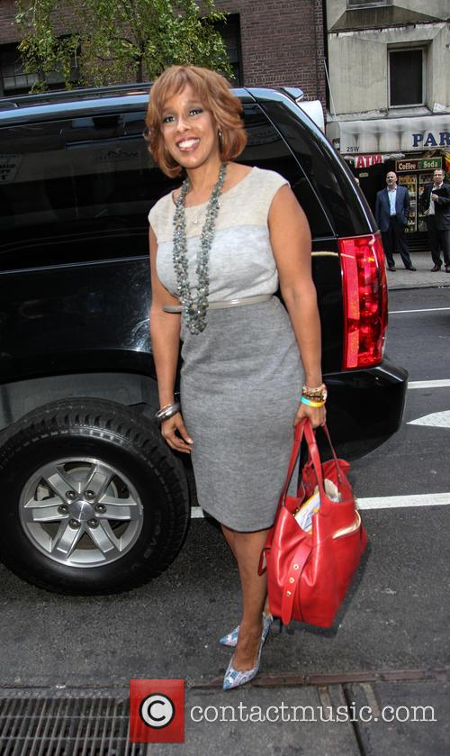 Featuring: Gayle King