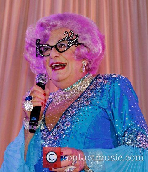 Dame Edna Everage and Barry Humphries 3