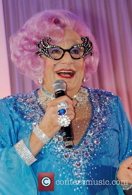 Dame Edna Everage, Barry Humphries