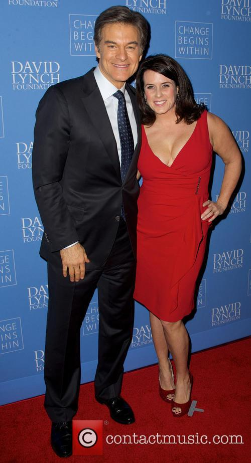 Dr. Mehmet Oz Celebrities attend 'An Intimate Night...