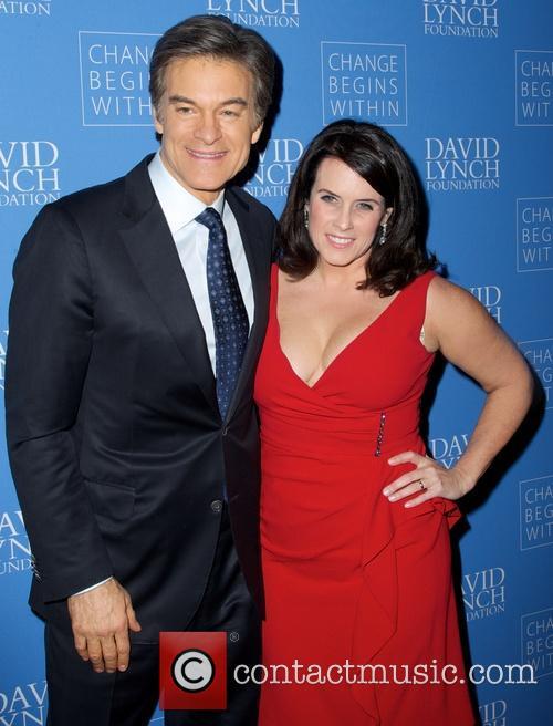 Dr. Mehmet Oz; Lisa Oz Celebrities attend 'An...