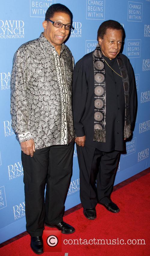 Herbie Hancock and Wayne Shorter 2