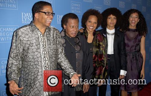 Herbie Hancock, Wayne Shorter, Esperanza Spalding and Corinne Bailey Rae 3