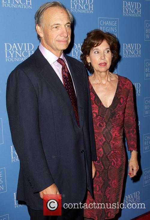 Raymond Dalio Celebrities attend 'An Intimate Night Of...