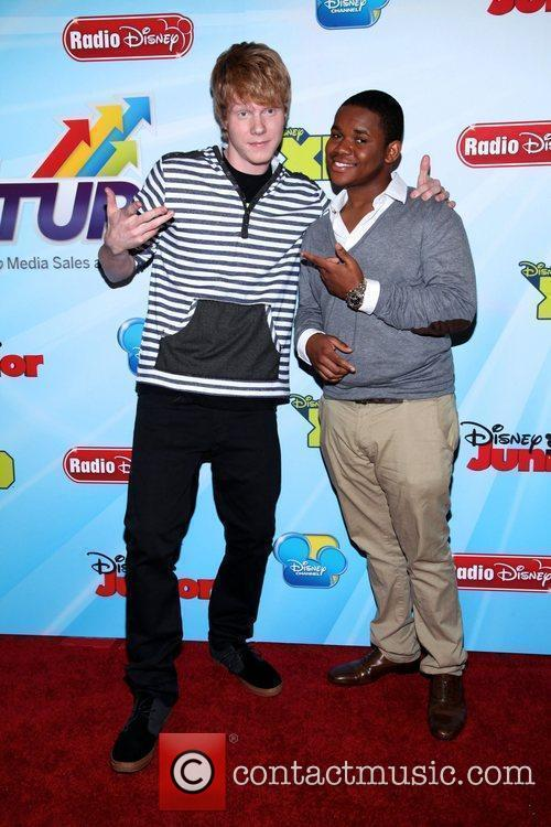 Adam Hicks and Doc Shaw 2012-13 Disney Channel...
