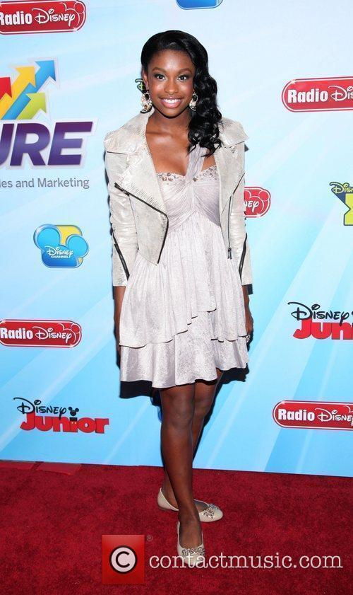 Coco Jones 2012-13 Disney Channel Worldwide Kids Upfront...