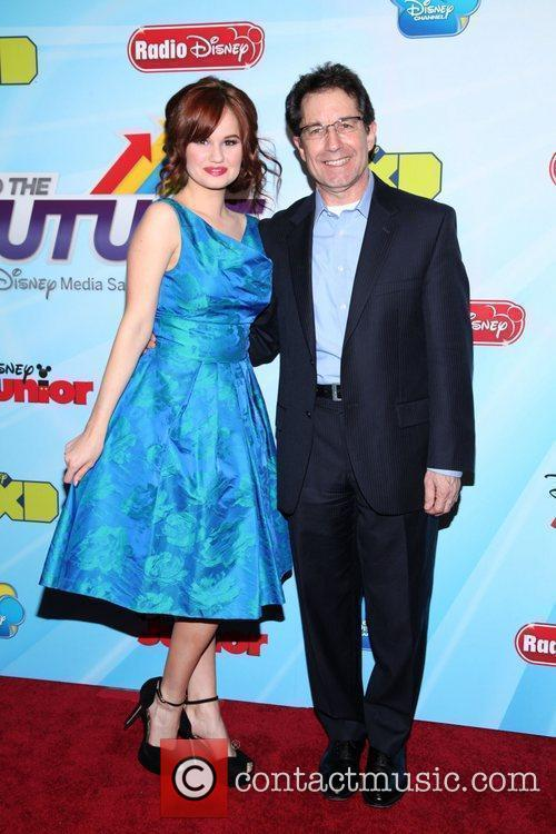 Debbie Ryan 2012-13 Disney Channel Worldwide Kids Upfront...
