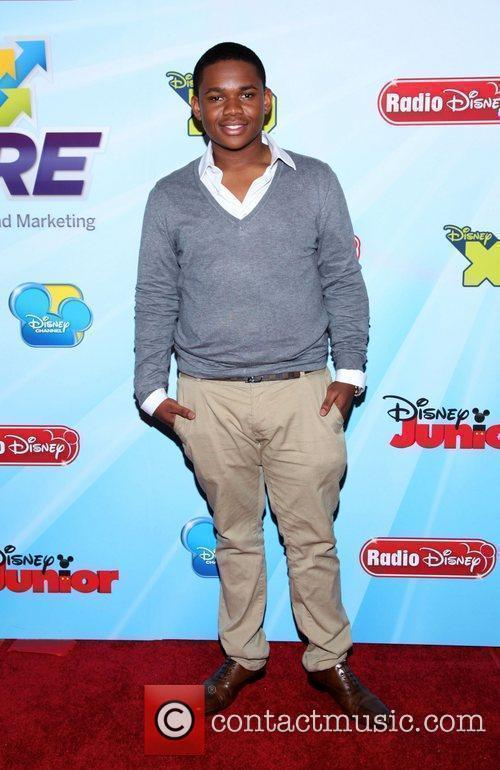 Doc Shaw 2012-13 Disney Channel Worldwide Kids Upfront...