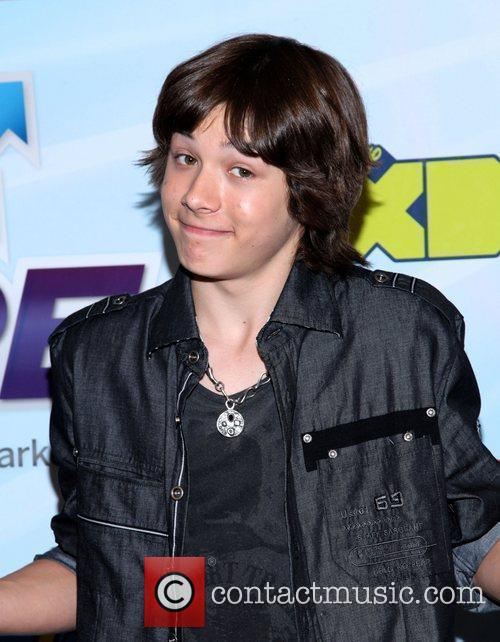 Leo Howard and Times Square 1
