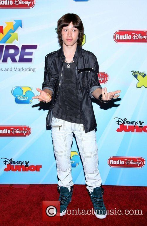 Leo Howard and Times Square 9