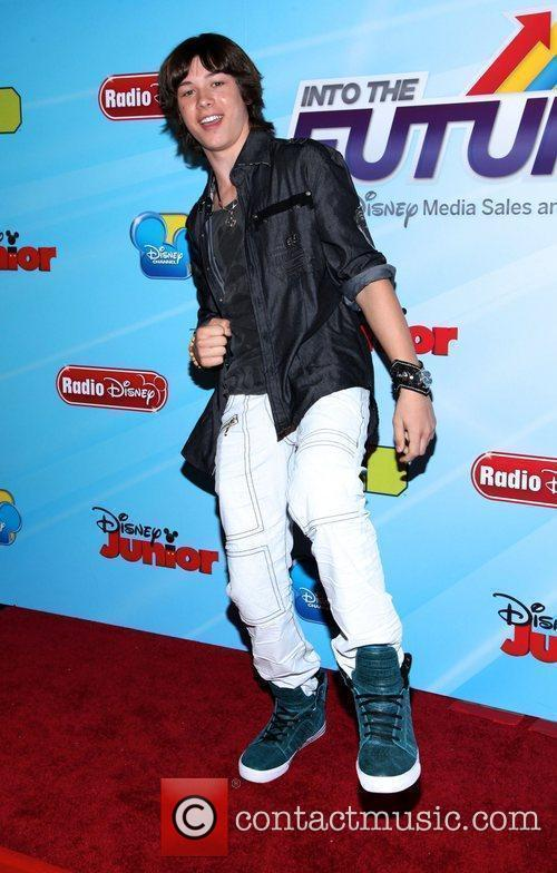 Leo Howard and Times Square 10