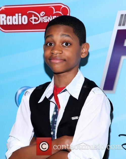 Tyler Jackson Williams 2012-13 Disney Channel Worldwide Kids...
