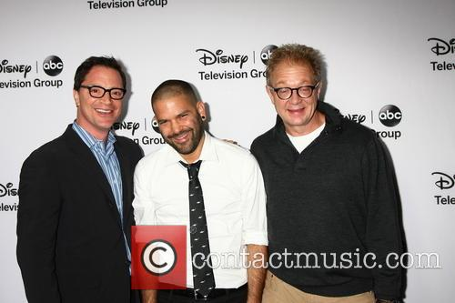 Joshua Malina, Guillermo Diaz and Jeff Perry 3