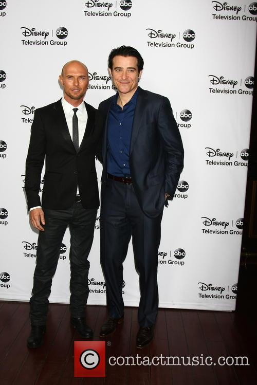 Luke Goss and Goran Visnjic 4