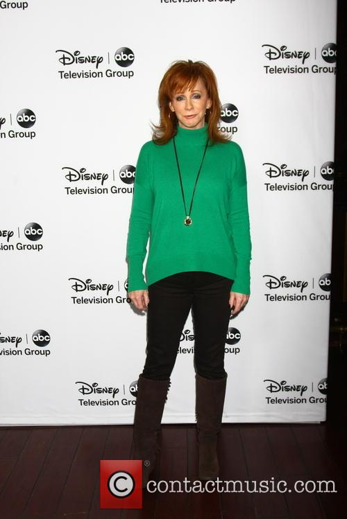 reba mcentire abc tca winter 2013 party 20054348