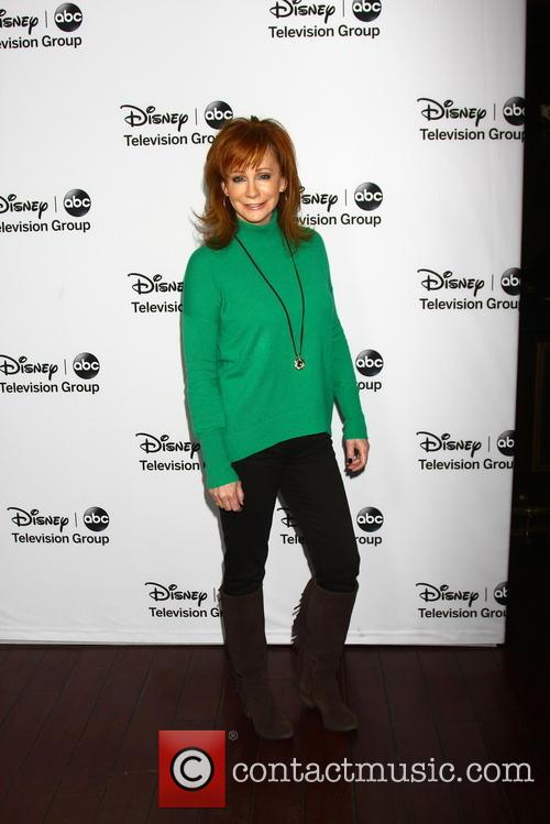 reba mcentire abc tca winter 2013 party 20054349
