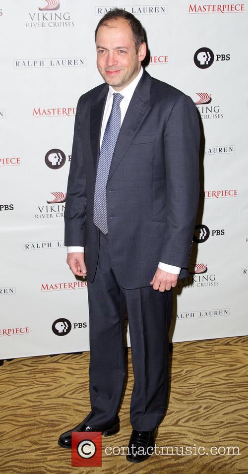 Gareth Neame 'Downton Abbey' Season 3 Photo Call...