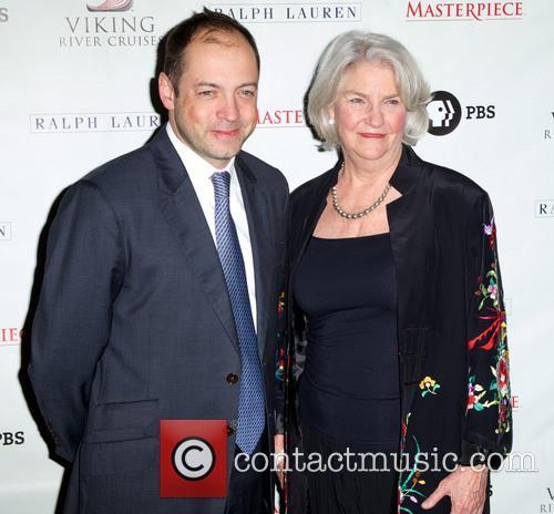 Gareth Neame and Rebecca Eaton 2