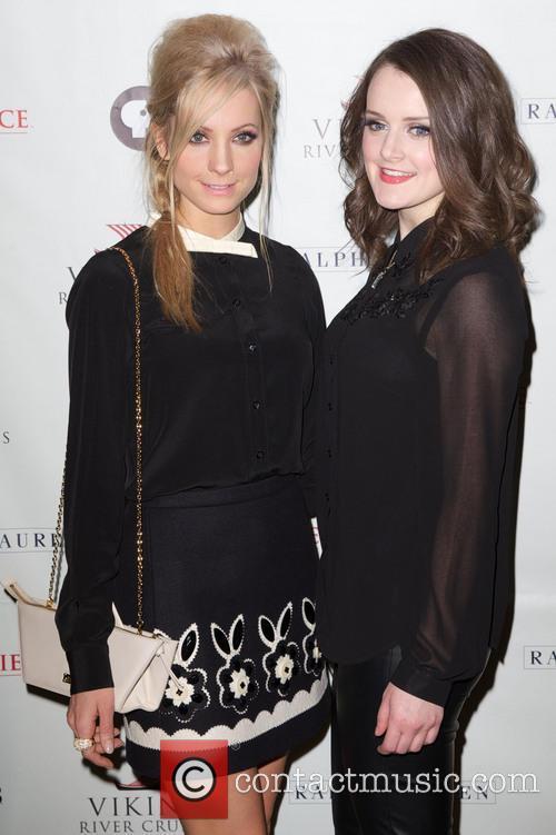 Joanne Froggatt and Sophie Mcshera 3