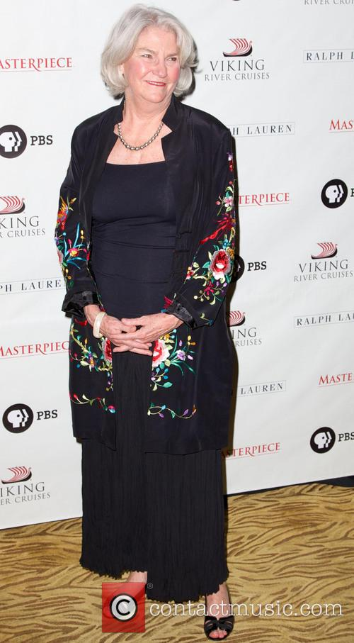 Rebecca Eaton 'Downton Abbey' Season 3 Photo Call...