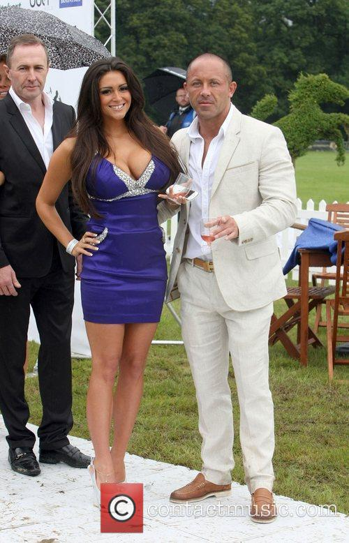 Casey Batchelor and Mark (owner of Faces nightclub...