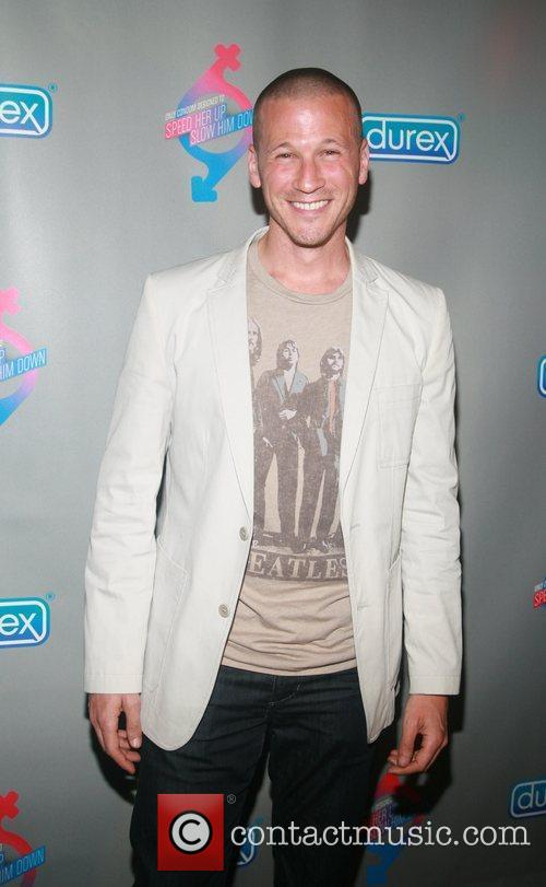 JP Rosenbaum Durex Performax launch at Chrystie New...