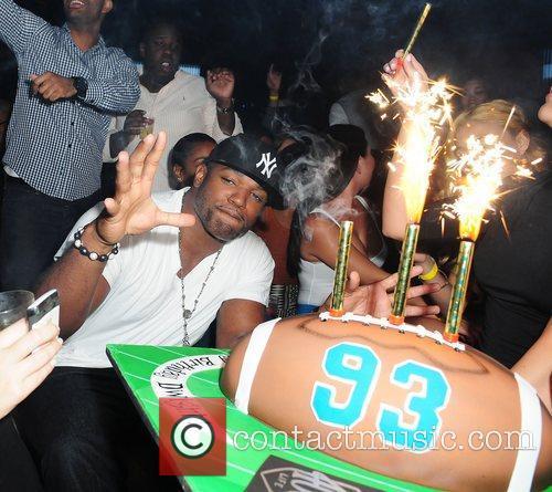 Dwight Freeney's birthday celebration at Rush nightclub