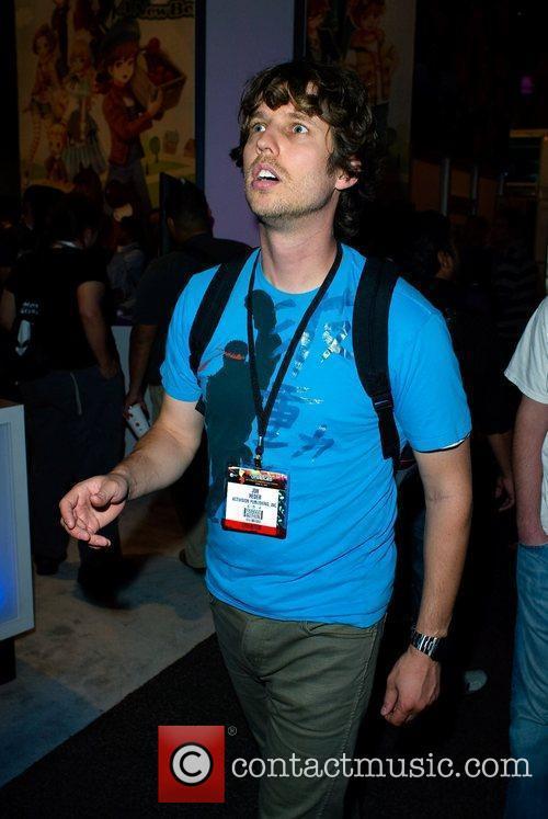 Jon Heder  2012 E3 Expo at Los...