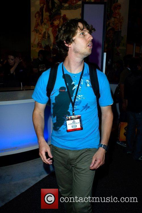 2012 E3 Expo at Los Angeles Convention Center...