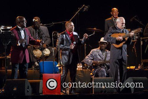 Buena Vista Social Club and Omara Portuondo 3
