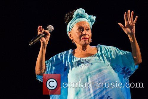 Buena Vista Social Club and Omara Portuondo 5