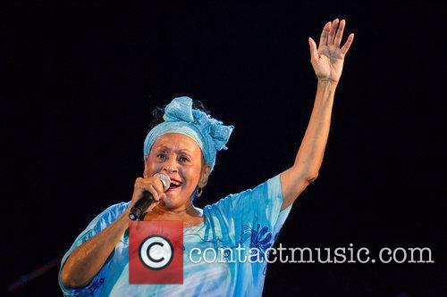 Buena Vista Social Club and Omara Portuondo 7