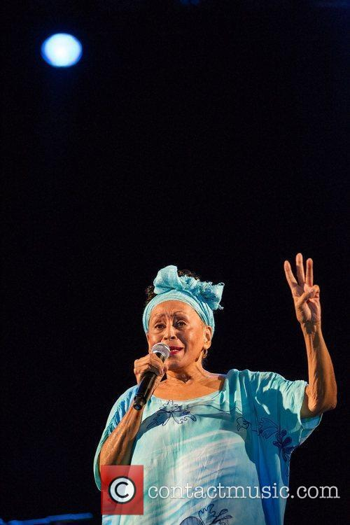 Buena Vista Social Club and Omara Portuondo 8