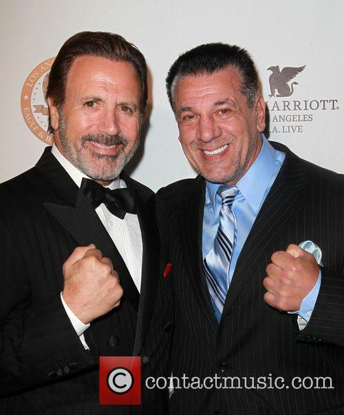 Chuck Zito, Frank Stallone  Los Angeles Police...