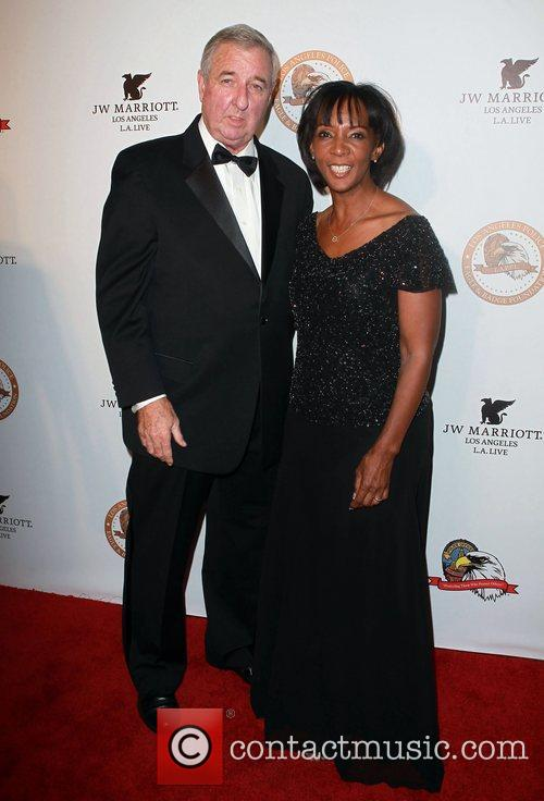 LA County DA Steve Cooley and Jackie Lacey...
