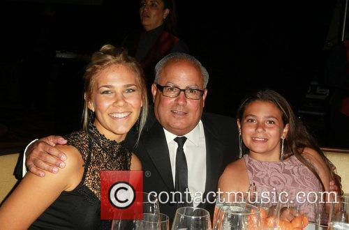 Peter R. Repovich with hiis daughters  Los...
