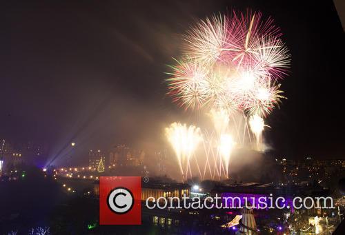 Edinburgh's Hogmanay Street Party and Fireworks Edinburgh Hogmanay...