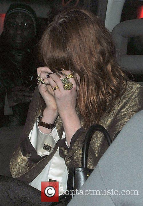 Florence Welch and Embassy Club 1