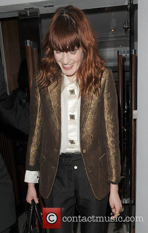 Florence Welch and Embassy Club 2