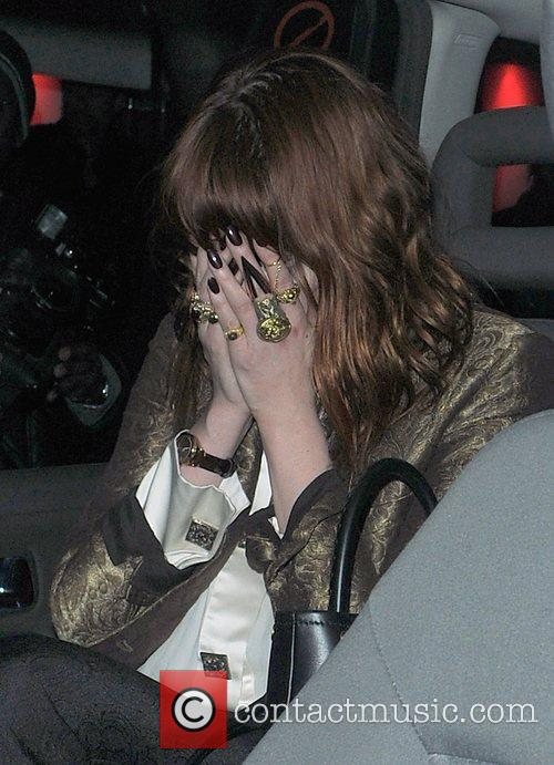 Florence Welch and Embassy Club 6