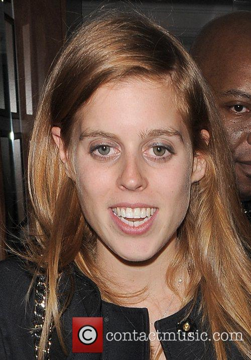 Princess Beatrice and Embassy Club 1