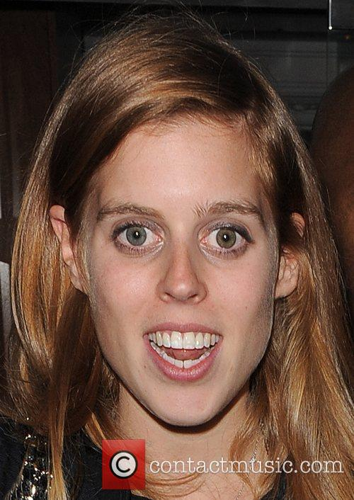 Princess Beatrice and Embassy Club 3