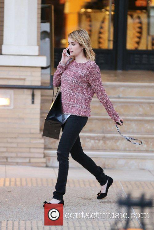 Emma Roberts 17
