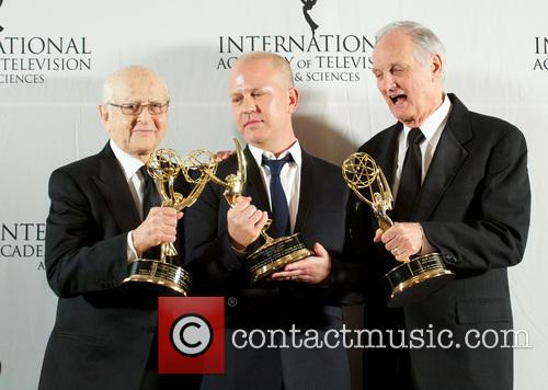Annual International Emmy Awards and Press Room 9