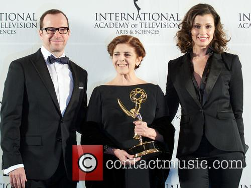 Annual International Emmy Awards and Press Room 6