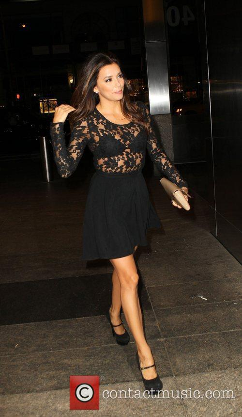 Eva Longoria out and about in Manhattan New...